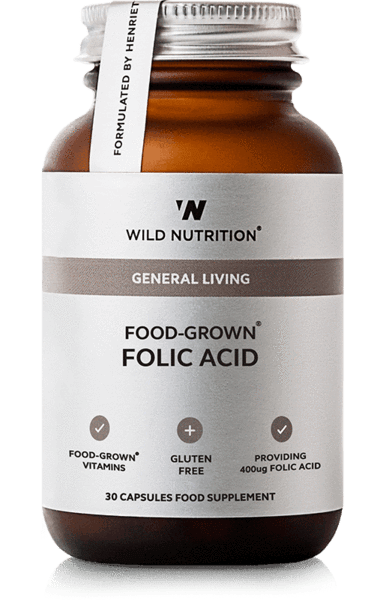 Food-Grown Folic Acid