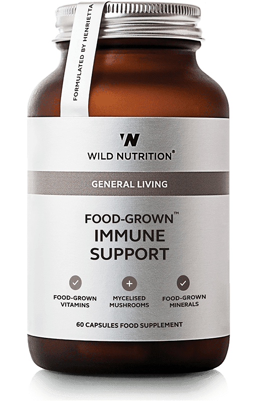 Food-Grown Immune Support
