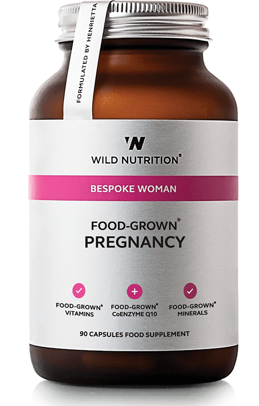 Food-Grown Pregnancy