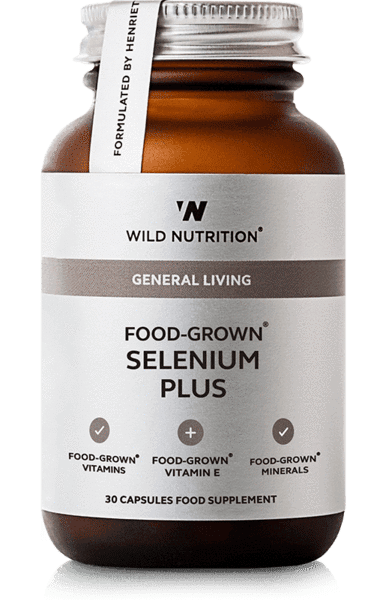 Food-Grown Selenium Plus