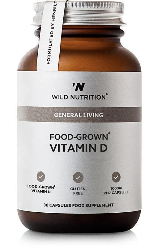 Food-Grown Vitamin D