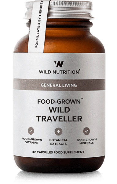 Food-Grown Wild Traveller
