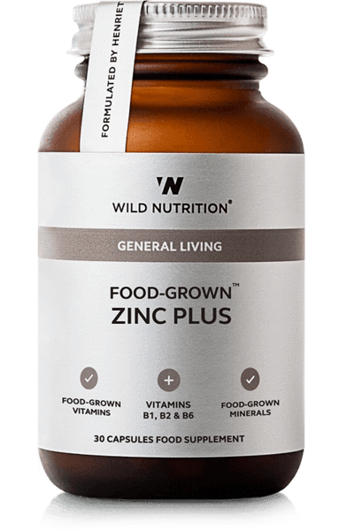 Food-Grown Zinc Plus