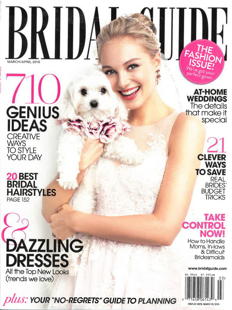 Bridal Guide - March/April 2018