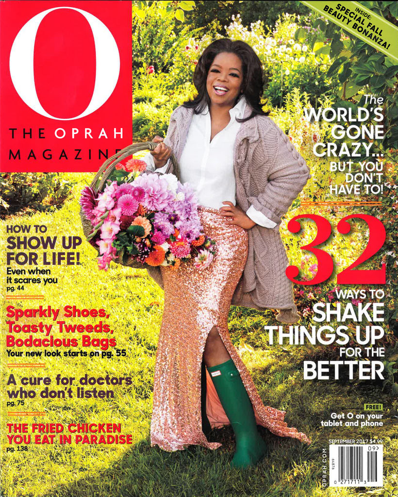 O, The Oprah Magazine - September 2017