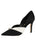 Womens Black/White Selah Pointed Toe Pump Alternate View