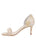 Womens Ivory Romance Cappy d'Orsay Sandal 7