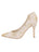 Womens Ivory Romance Stella Pointed Toe Pump 7