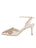 Womens Ivory Satin Emmie Pointed Toe Pump 7