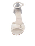 Womens Ivory Satin Queenie 4