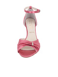 Womens Rose Pink Satin Queenie 4
