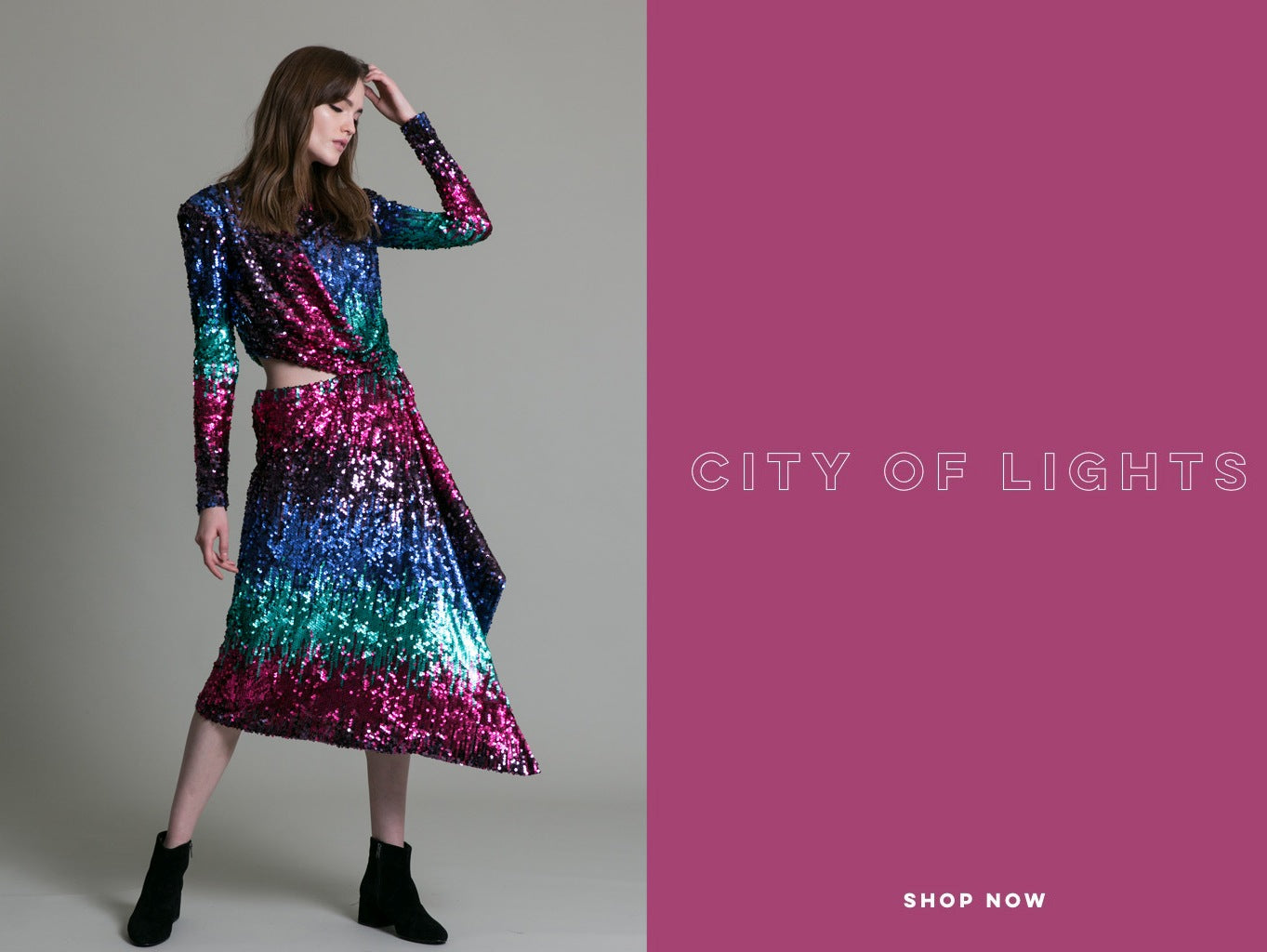 City of Lights - Shop Now