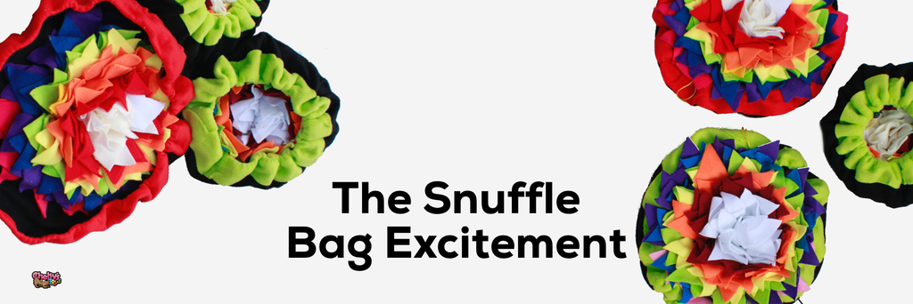 The Snuffle Bag Excitement