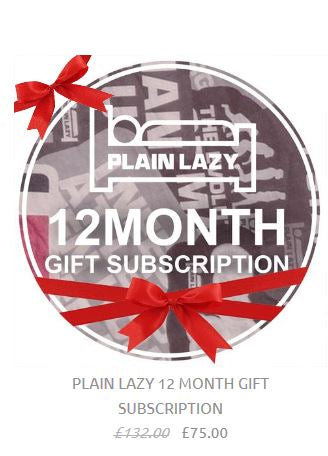 12 Month Gift Subscription Deal