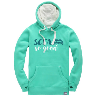 Plain Lazy Plain Lazy - Sofa So Good Green Mens Hoodie