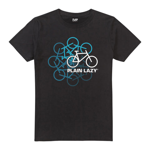 Plain Lazy Plain Lazy - Cycle of Life Black Mens T Shirt