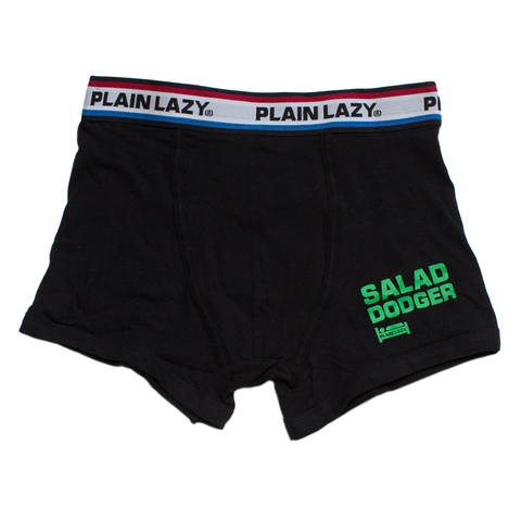 Plain Lazy Plain Lazy - Salad Dodger / Plain Lazy 2 Pack Mens Boxer Shorts
