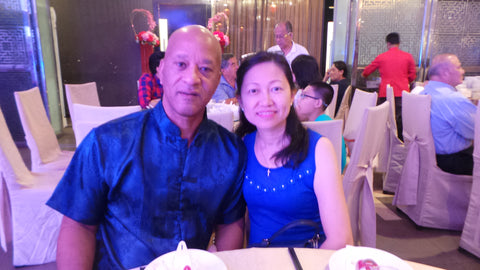 expats in malaysia - live cross cultural trainings, Wayne and Ju Shih