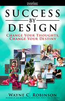 Change Your Thoughts Change Your Destiny Book Cover