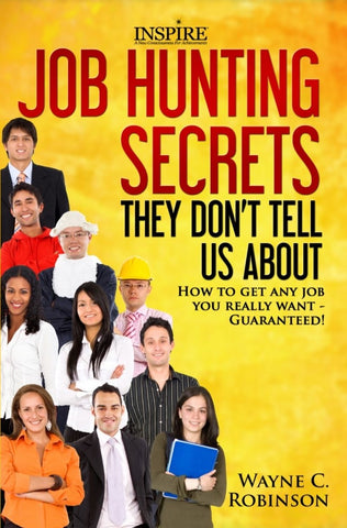 wayne c. robinson, job hunting secrets course