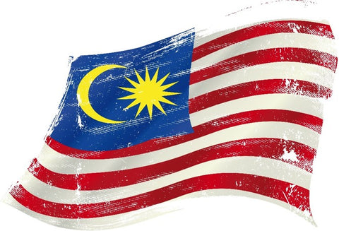 expats in malaysia - live cross cultural trainings, Malaysia Flag,