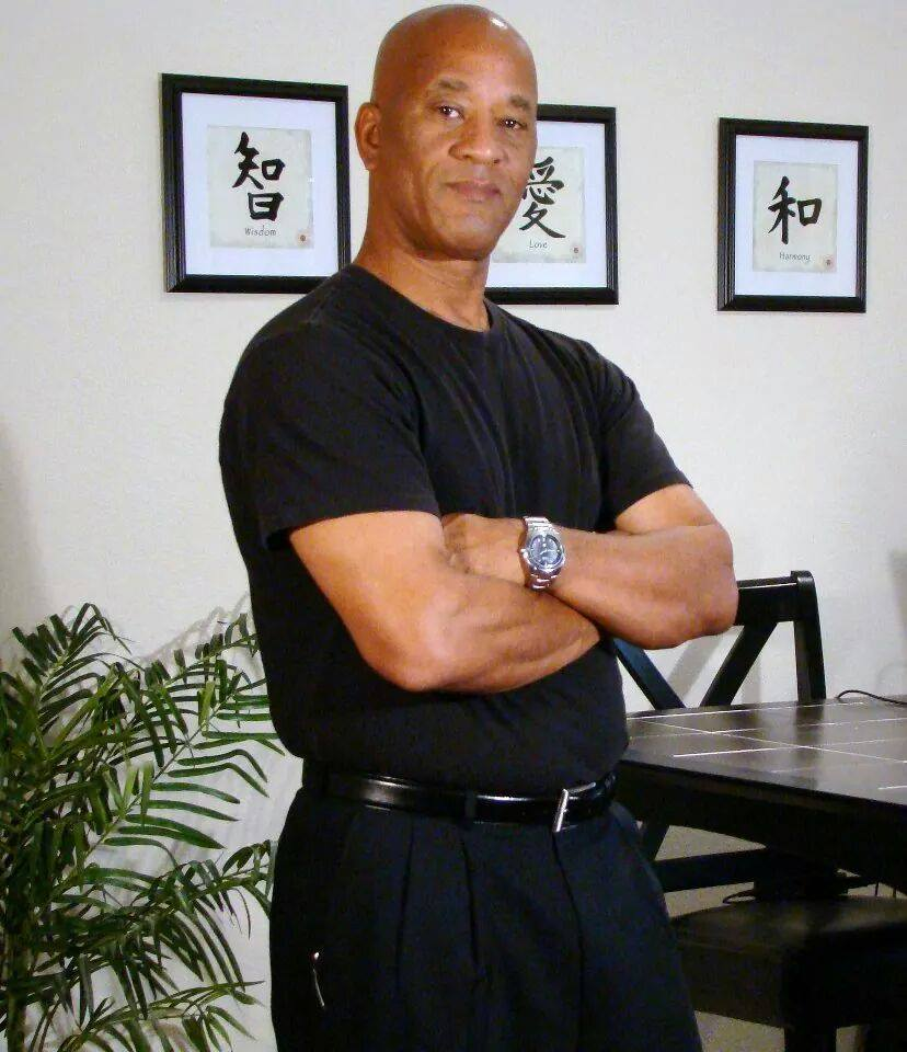 Image of Wayne C. Robinson, Inspirational Speaker
