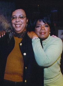 sherry ransom and oprah winfrey - how i discovered a success formula