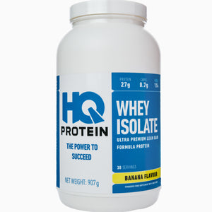 HQ Protein Whey Isolate