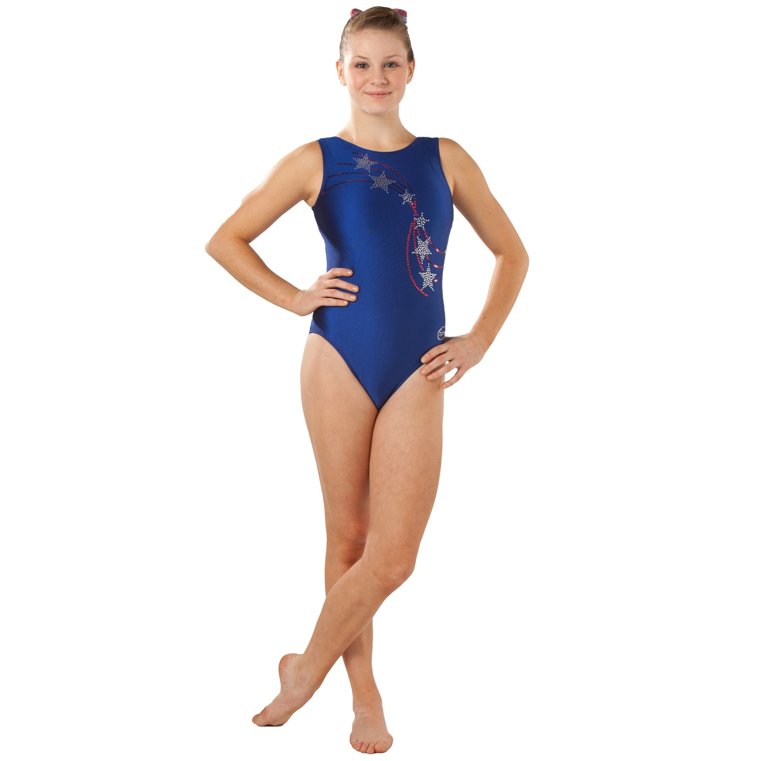 Star Banner Leotard