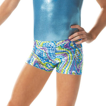 Ocean Matrix Shorts
