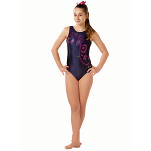 French Curl Leotard