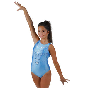 Dazzling Diamonds Leotard
