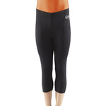 Load image into Gallery viewer, Black Capri Pant
