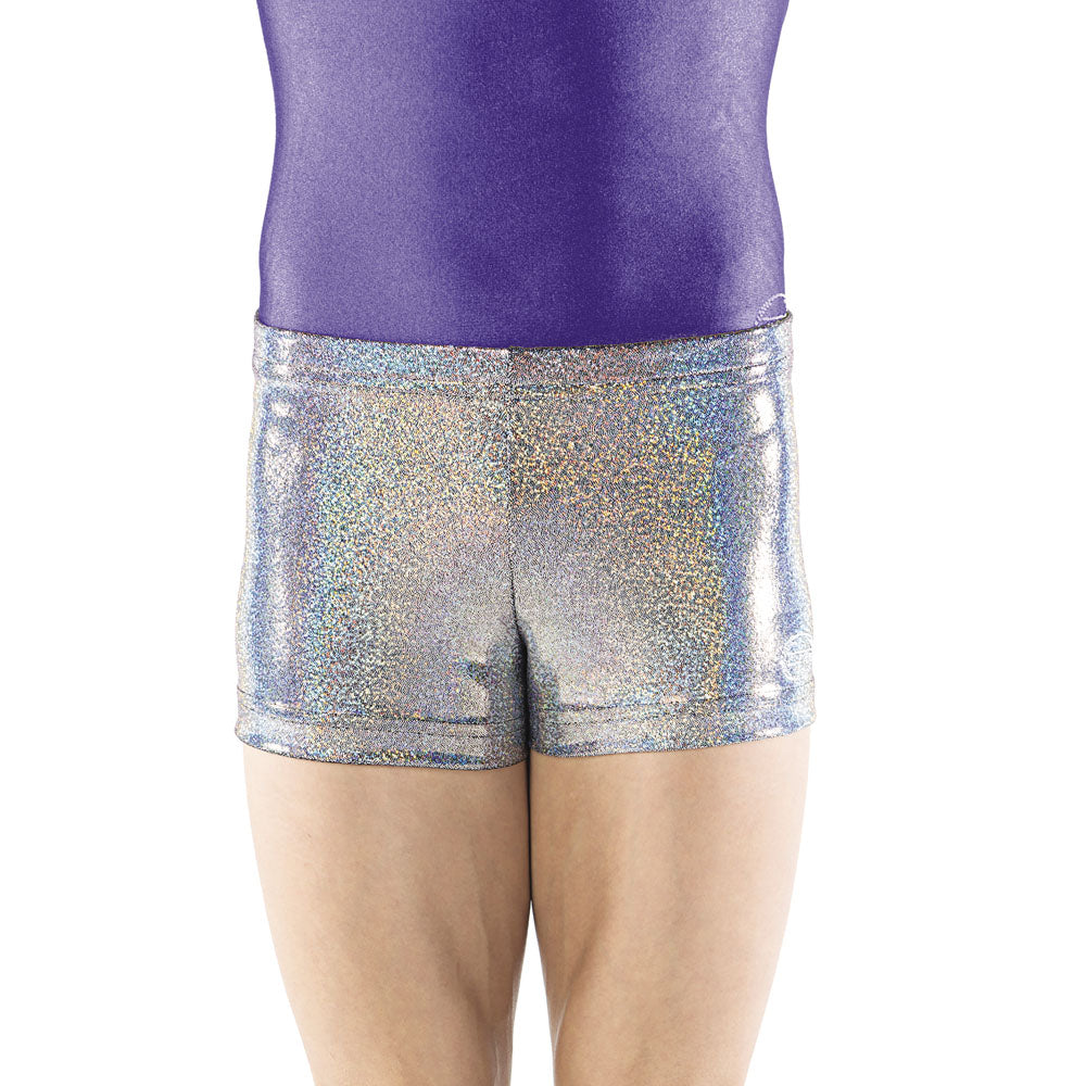 Holographic Misty Shorts