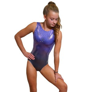 Lavender Burst Leotard