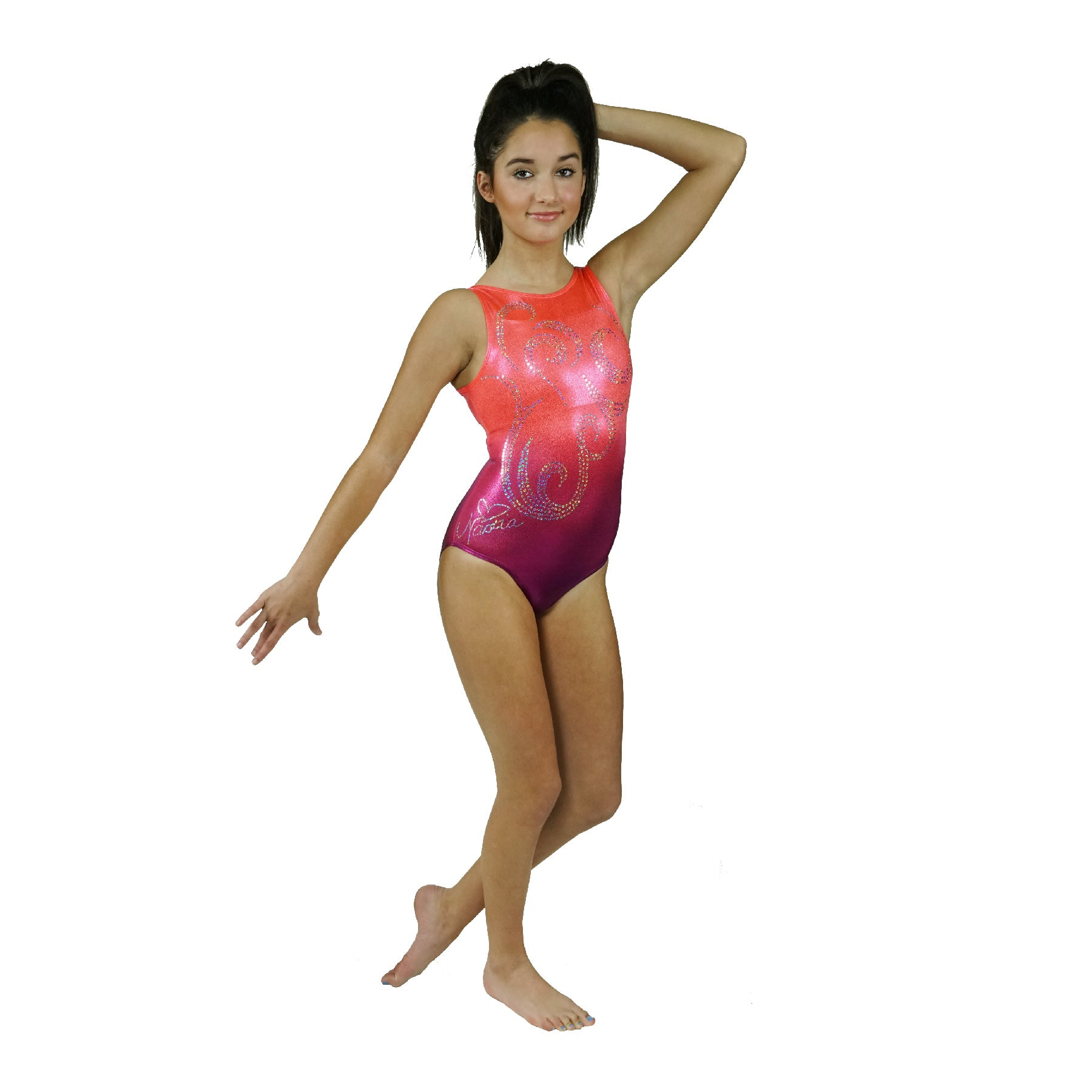 Stronger Together Leotard