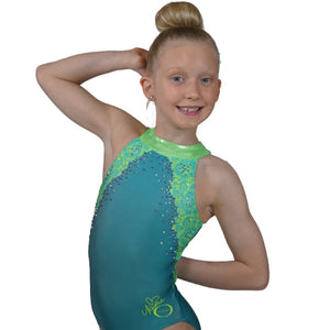 Flower Power Leotard