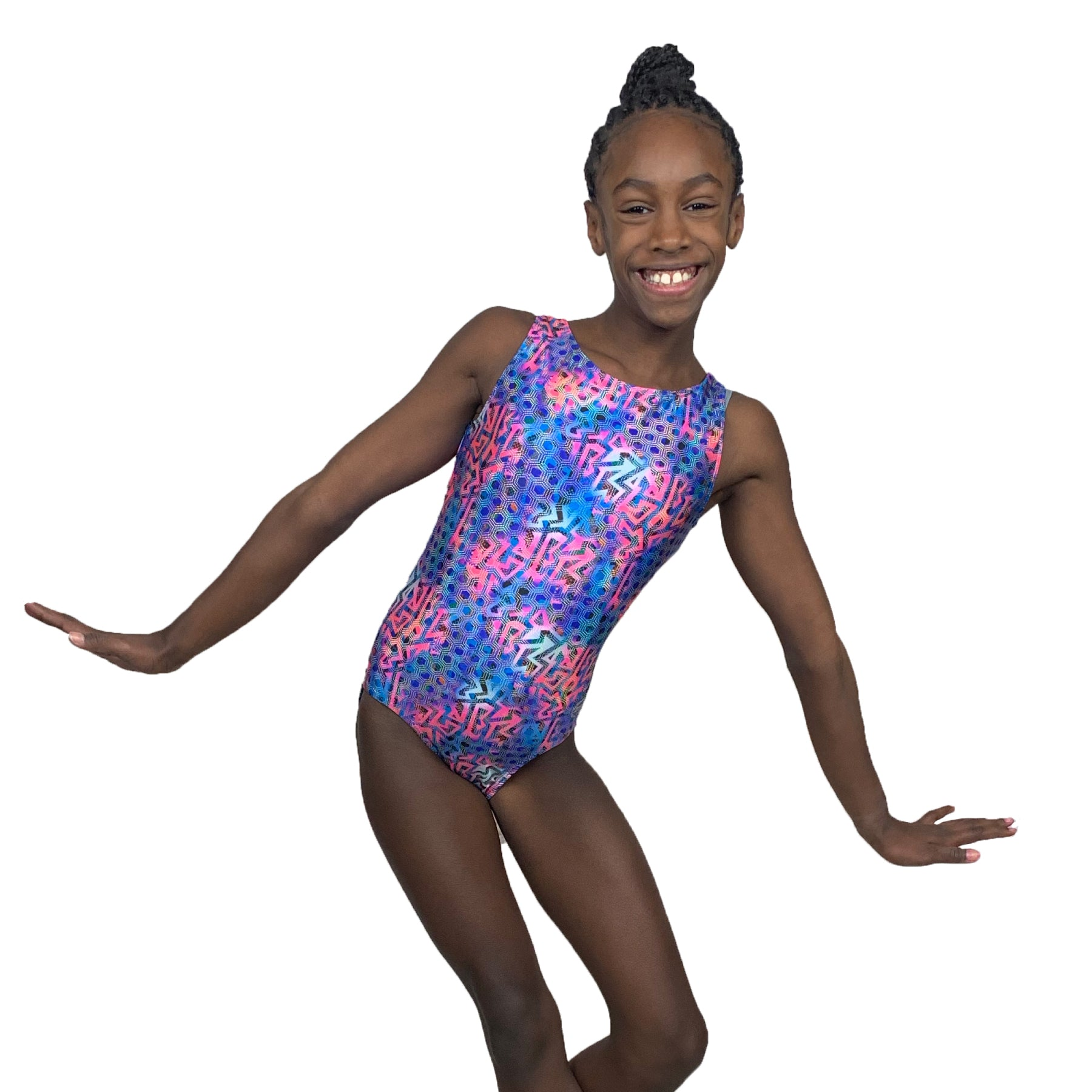 Model Shapes Leotard