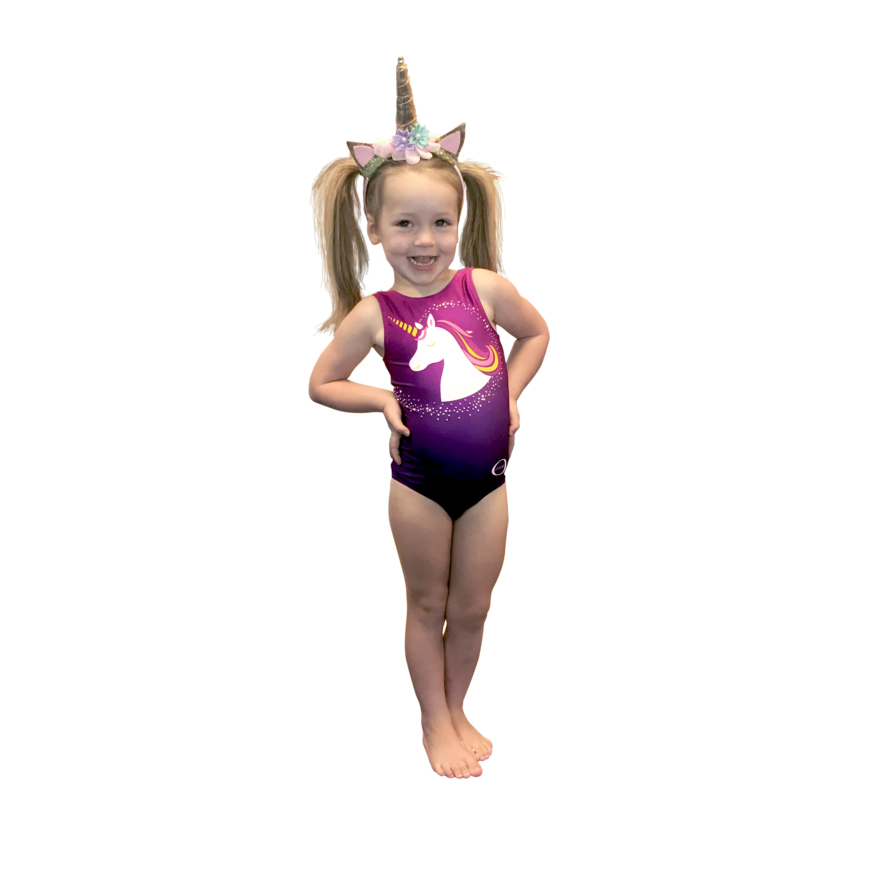 Sublimated Unicorn Leotard