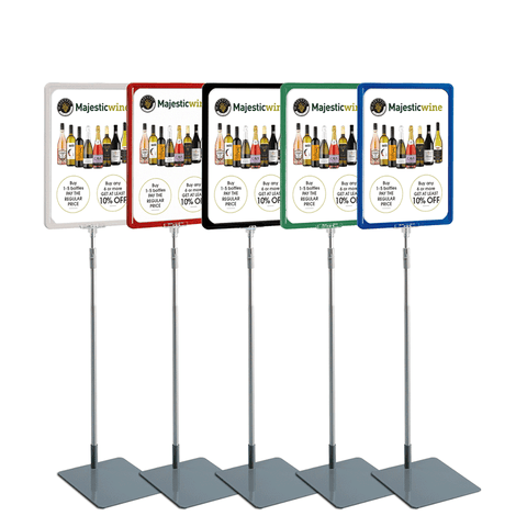 Showcard Stands
