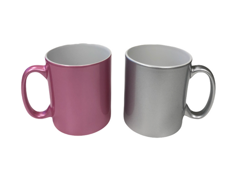 Sublimation Pink Mug