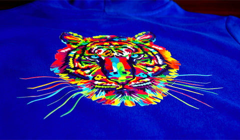Easy Subli - Full Colour Print using Sublimation Printer and apply to cottons