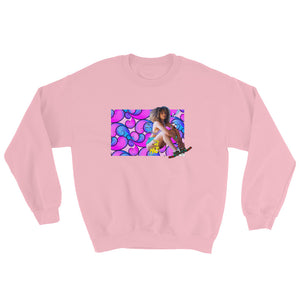 Curly Sue Crew Sweatshirt