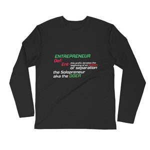 Solopreneur Fitted