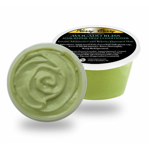 Avocado Bliss Hair Repair Deep Conditioner - Kerry Berry
