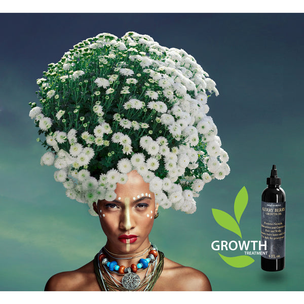 Kerry Berry Growth Oil - Kerry Berry