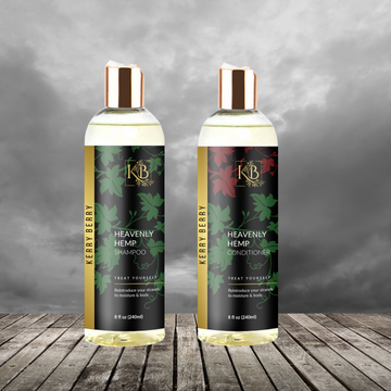 Heavenly Hemp Shampoo & Conditioner