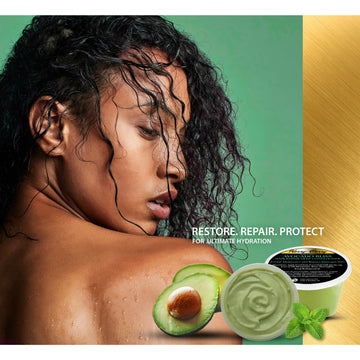 Avocado Bliss Hair Repair Deep Conditioner