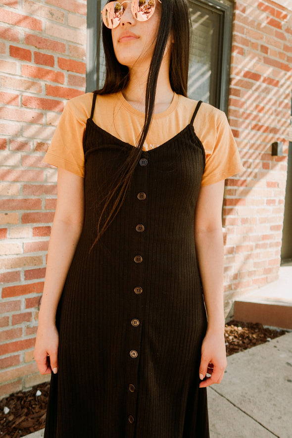 Mallory Dress - Black