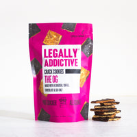 Legally Addictive Cracker Cookies
